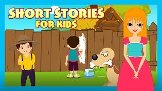 Short Stories For Kids - Tia and Tofu Storytelling | Bed Time Stories In English For Kids | Kids Hut