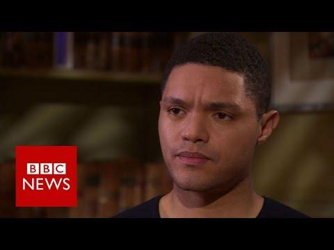 Trevor Noah on fake news and Donald Trump (HARDtalk) - BBC News