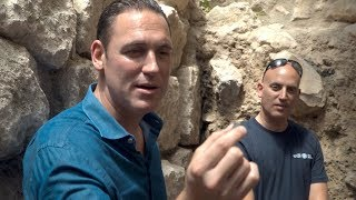 The Watchman Episode 134: New Archaeological Discoveries at Jerusalem's City of David