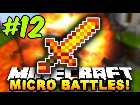 ADAM ALDIM SANMAK!! | Minecraft (Mini Games) Micro Battle #12
