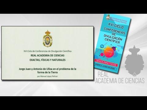 Manuel Lopez Pellicer, 30 de enero de 2020.1ª conferencia delXVI CICLO DE CONFERENCIAS DE DIVULGACIÓN CIENTÍFICA.CIENCA PARA TODOS 2020▶ Suscríbete a nuestro canal de YouTubeRAC: https://www.youtube.com/RealAcademiadeCienciasExactasFísicasNaturales?