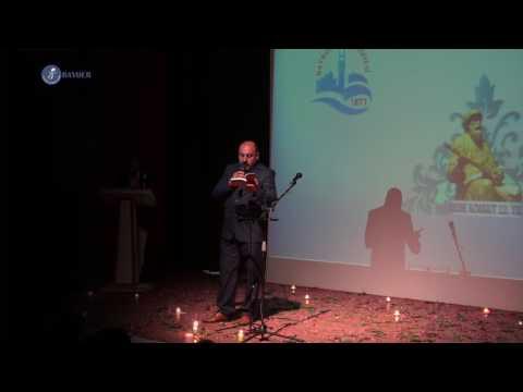 Mehmet Nuri Parmaksız - BAYDER Şiir Şöleni