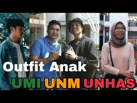Outfit Anak UMI, UNM, dan UNHAS Makassar