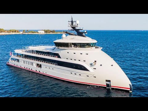 OLIVIA O | 88.5M Ulstein Explorer Yacht in Antibes, France