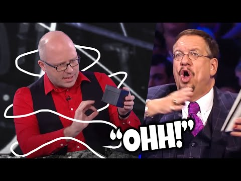 Download FAMOUS MAGICIAN FOOLS PENN & TELLER WITH IMPOSSBLE CARD TRICK REVEALED!! | FOOL US EXPOSED!