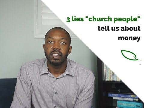 "3 lies ""church people"" tell us about money - Financial Seeds"