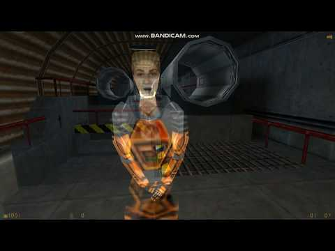 Half Life: Hazard Course Walkthrough