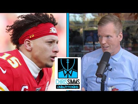 AFC Championship Game Review: Titans vs. Chiefs | Chris Simms Unbuttoned | NBC Sports