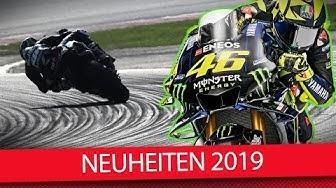 MotoGP 2019: Alle Neuerungen erklärt (News)