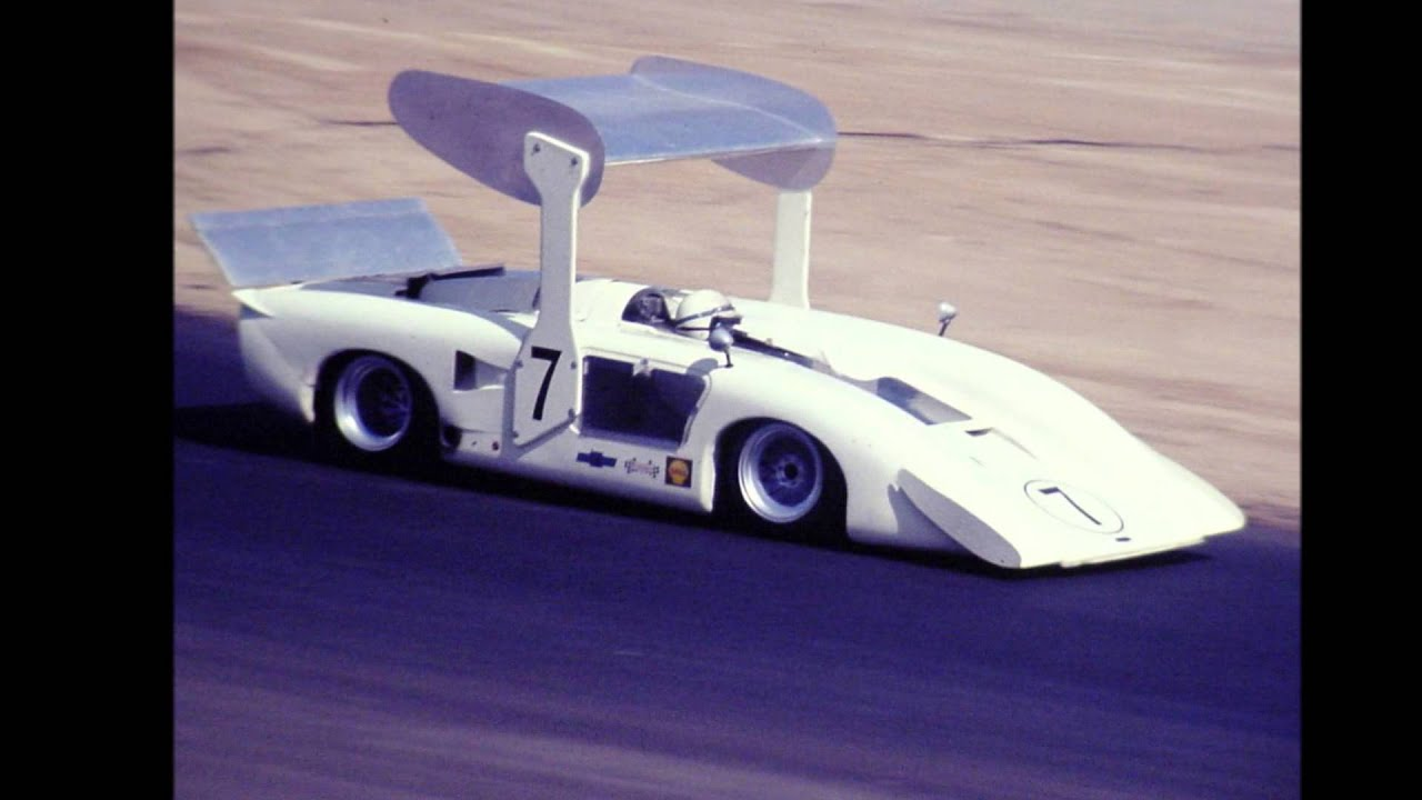 The Chaparral 2H - YouTube