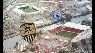 Top 10 Closest Football Stadiums in England!