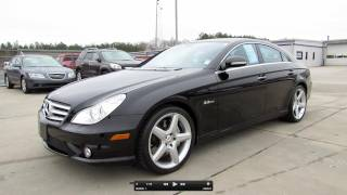2007 Mercedes-Benz CLS63 AMG Start Up, Exhaust, and In Depth Tour