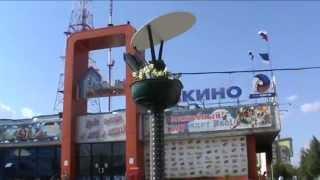 Дневная жизнь в Белгороде  Продолжение видео о вечернем городе(Гуляем по улице, снимаем видео., 2014-08-04T15:11:54.000Z)