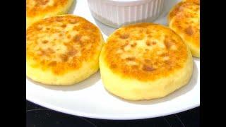 Сырники с Секретиком. ОСТОРОЖНО! СЛИШКОМ ВКУСНО!   Cottage Cheese Pancakes