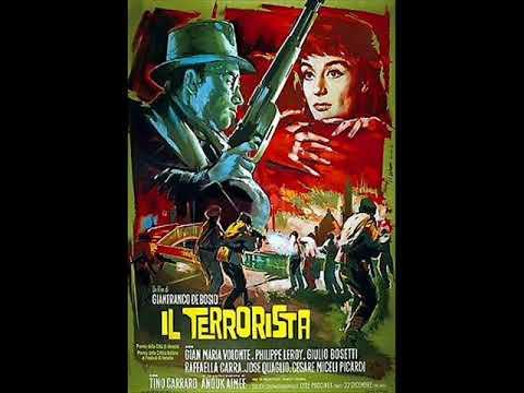 Il terrorista - Piero Piccioni - 1963