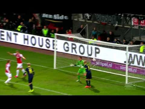 Eredivisie: round 28 in 90 seconds