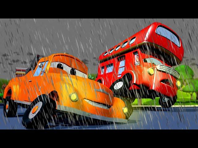 Denver Autobus 2 - Tom Holownik w Miasto Samochodów