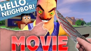 Minecraft Realistic : Hello Neighbor MOVIE - Everything we know so far.