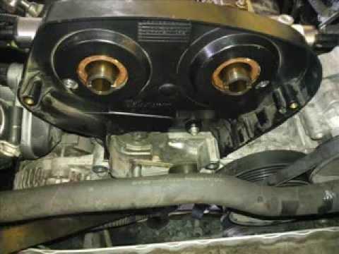 Motor Chevrolet Cruze 18 LtsDistribución y cambio de junta de cabeza  YouTube
