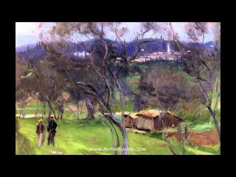 Famous John Singer Sargent Paintings