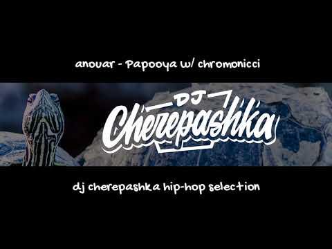 Dj Cherepashka - Partiya Flava Mixtape - Anouar - Papooya W/ Chromonicci