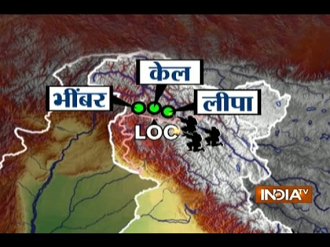 Indian Army Entered 3 KMs in Pakistan to Conduct Surgical Strike at LoC