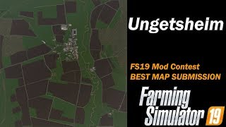 Farming Simulator 19 - How To properly place buildings and other