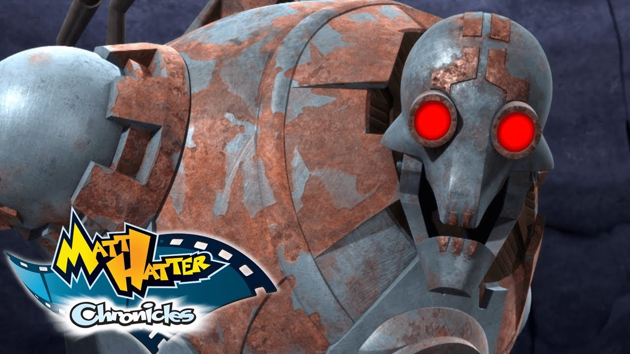 Download Matt Hatter Chronicles | Super Villain Showdown | Episode 44 Season 4 | Videos For Kids