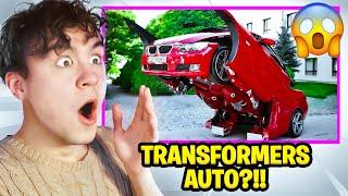 EIN ECHTES TRANSFORMERS AUTO?!
