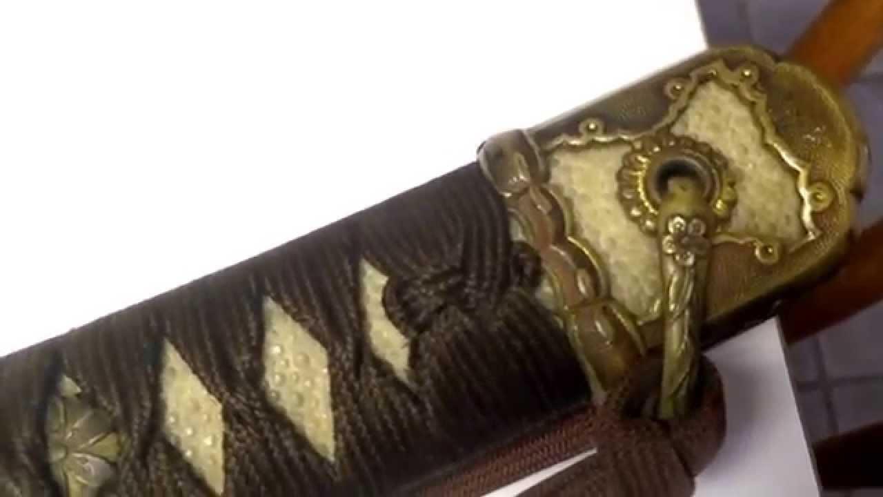 User Requested Close up of Samurai Sword