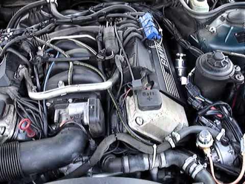 проблемы с двигателем bmw 4.4