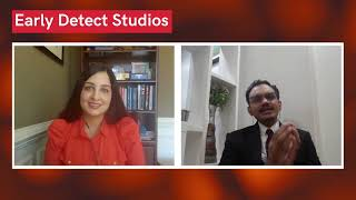Dr Suresh Attili on Cancer Symptoms, Impact and Early Detection | Early Detect Studios Episode 1