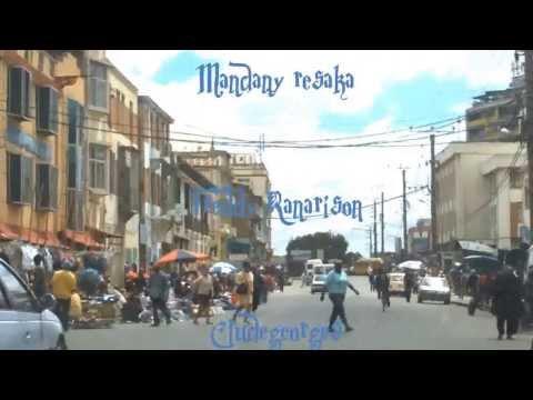 Mandany resaka  - Freddy Ranarison