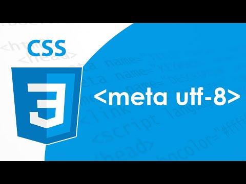 Meta UTF-8 In CSS3 (Hindi) - 5