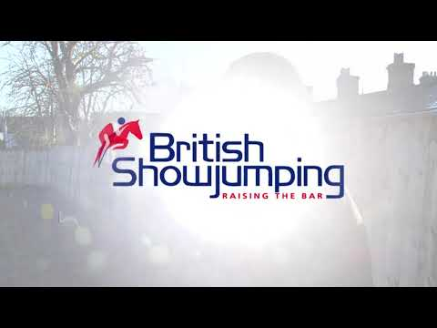 British Showjumping Training - Retraining of Racehorses Part 5