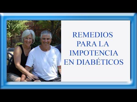 Remedios para la impotencia en diabeticos. Sistema Libertad para la Disfuncion Erectil