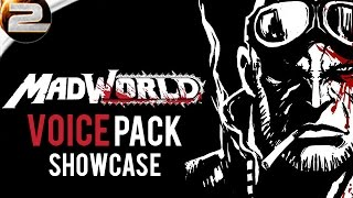 """MAD WORLD"" Recursion Stat Tracker Voice Pack Showcase (Planetside 2)"