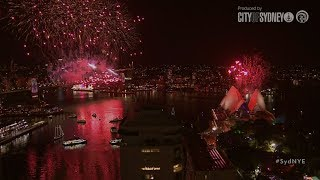 Sydney New Year Eve Fireworks Live on FREECABLE TV