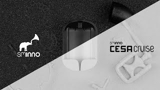 Sminno cesacruise - the first hands-free equipment for bicycles in 4k