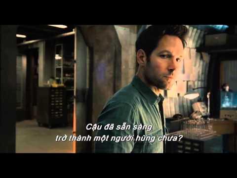 Người Kiến - Phim Hành Động mỹ Bom Tấn Sắp Ra Mắt