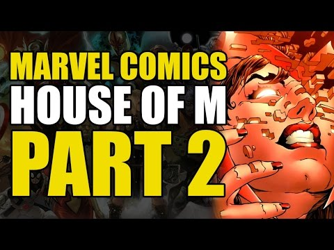 X-Men/Avengers: House of M Conclusion