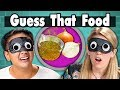 GUESS THAT FOOD CHALLENGE! #4 | People Vs. Food (ft. FBE STAFF)