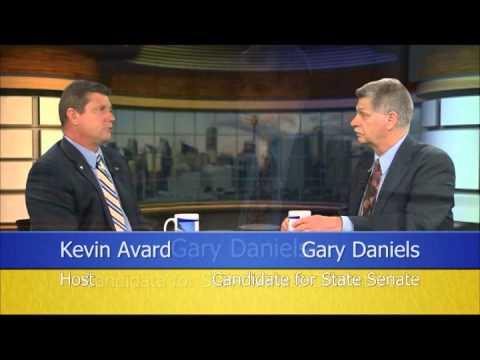 Speak Up TV - Gary Daniels