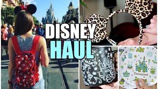 Disney & Universal Haul | Summer 2016