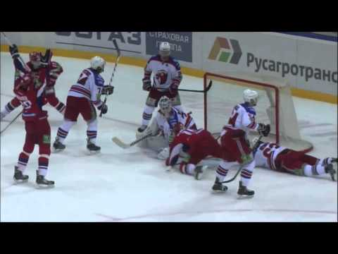 KHL 2014-15 Promo [HD] from YouTube · Duration:  3 minutes 22 seconds