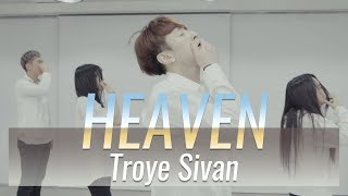 Troye Sivan - HEAVEN ft. Betty Who Choreography Jin C | 인천댄스학원 리듬하츠