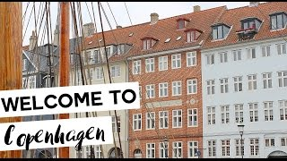 HOW TRENDY IS COPENHAGEN!? | TRAVEL VLOG