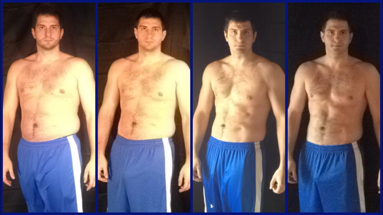 Insane P90x And P90x3 Results - Exploring Mars