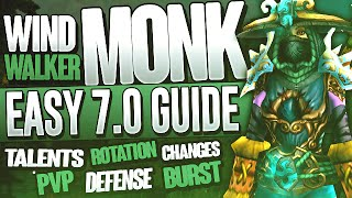 The Easy Windwalker Monk 7.0 PvP Guide - Venruki - Legion Pre-Patch