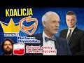 Koalicja Platforma Obywatelska [ PO ] SLD i Wolność ex Korwin -  WYWIAD - Komentator